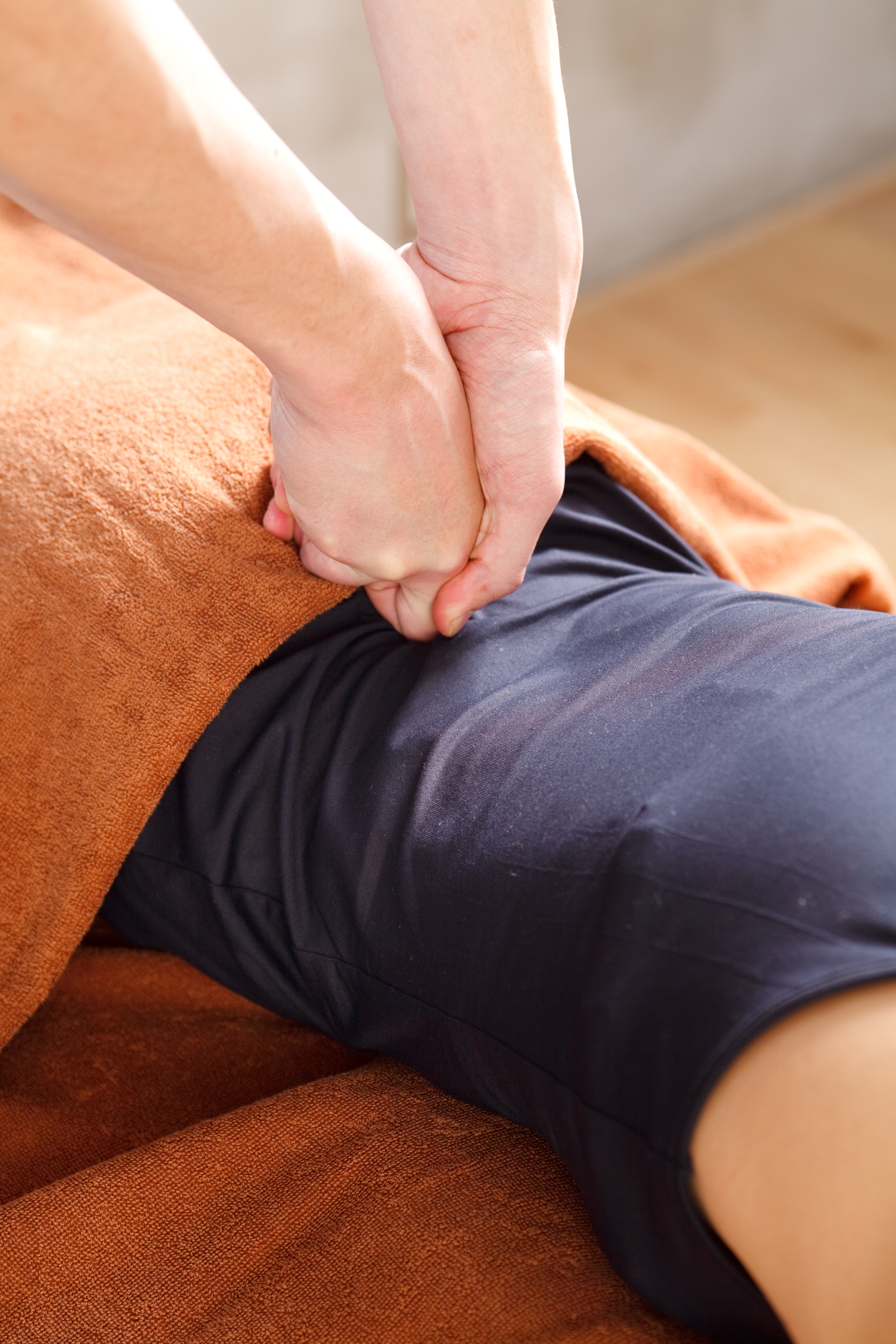 ぎっくり腰治療
